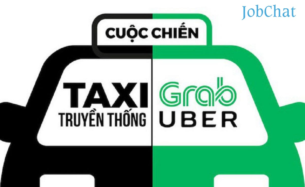 Cuộc chiến taxi truyền thống tại Việt Nam và taxi công nghệ