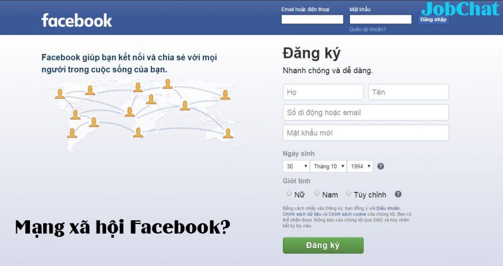 Mạng xã hội facebook là gì?