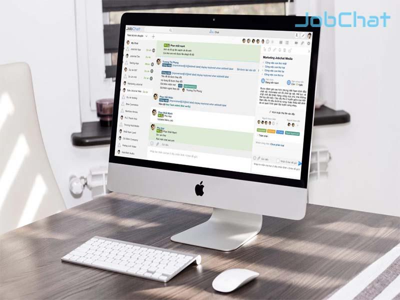 sử dụng phần mềm quản lý công việc tối ưu hiệu quả
