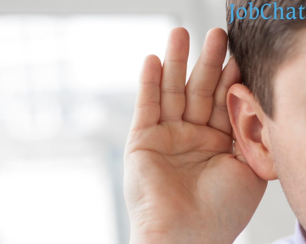 Làm sao phỏng vấn thành công bằng các kỹ năng nghe