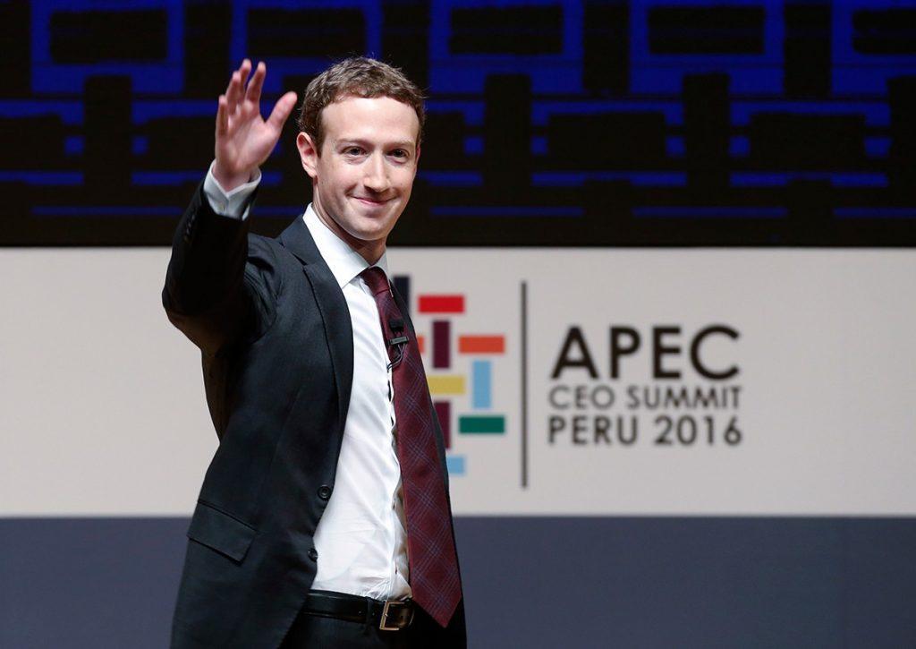 Facebook được Mark Zuckerberg quản lý như thế nào?