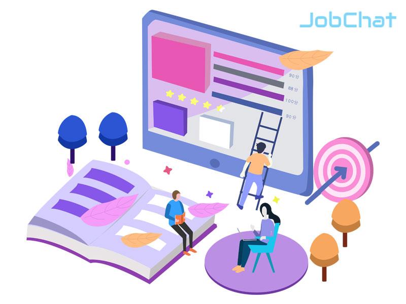 Sử dụng phần mềm jobchat đơn giản và hiệu quả