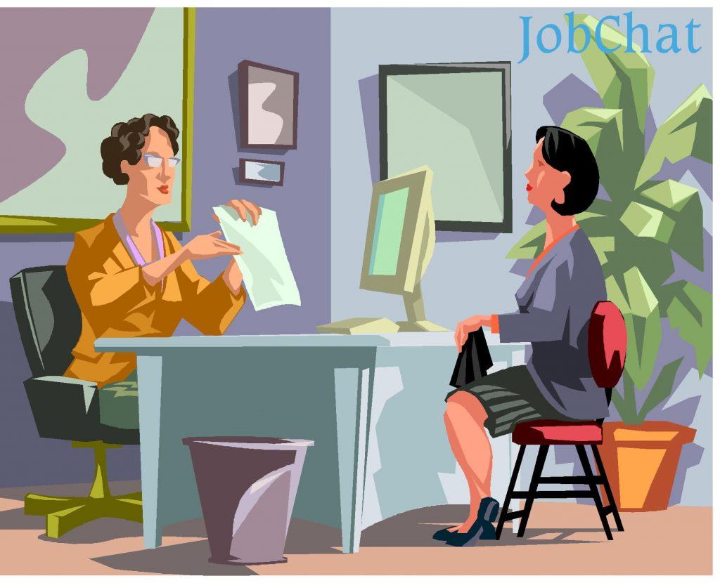 Phỏng vấn nhà tuyển dụng