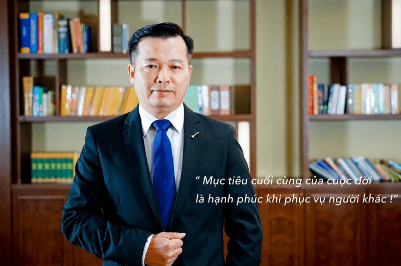 Shark Nguyễn Thanh Việt-Thành công nhờ tư duy khác biệt