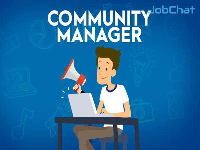 Community Manager là ai?