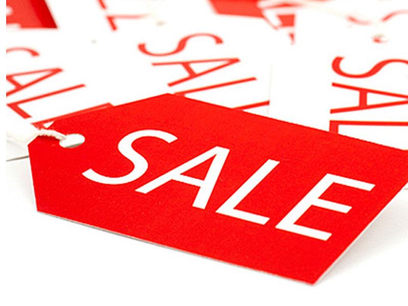 Chiến lược giảm giá cho xả hàng cuối năm