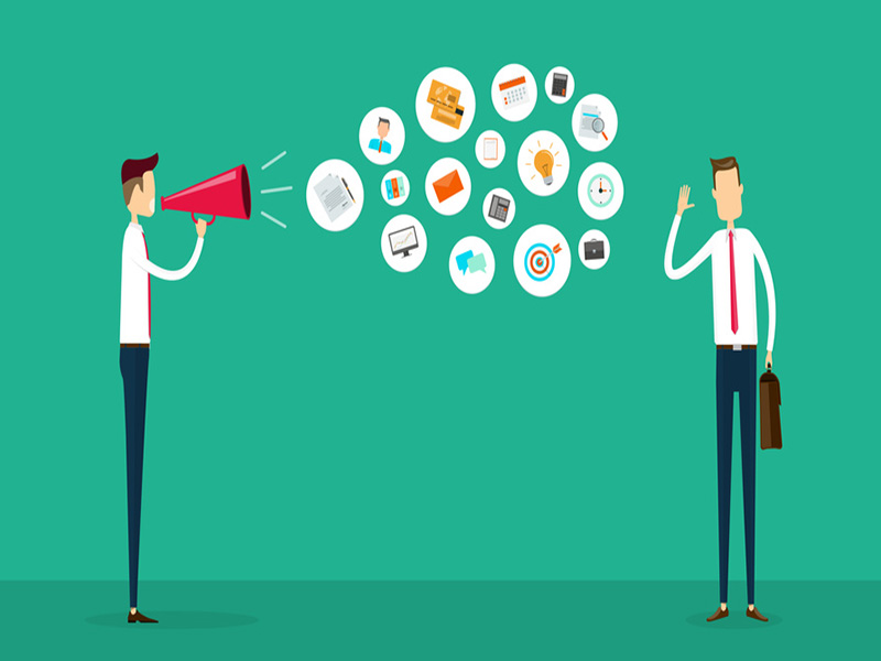 Kênh truyền thông nội bộ nên có sự tương tác hai chiều
