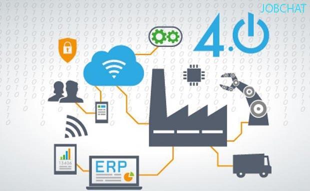 công nghiệp 4.0 là gì?