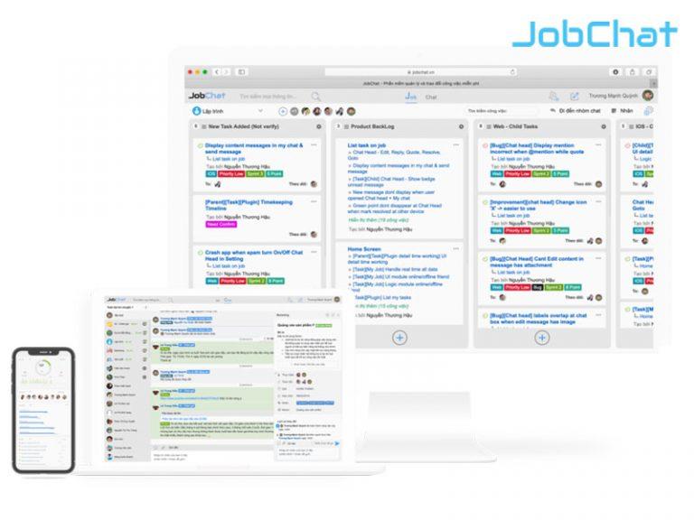 Hỗ trợ việc đánh giá và quản lý năng lực nhân viên đa nền tảng