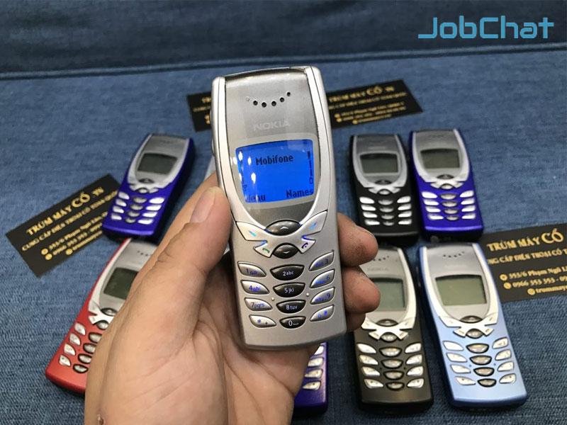 2001 là năm của Nokia 8250