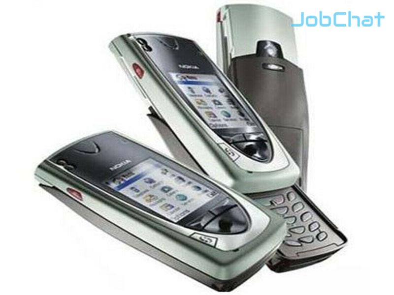 Nokia 7650 là chiếc điện thoại 2002