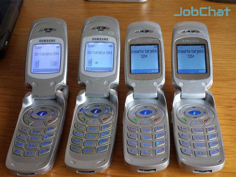 điện thoại 2003 Samsung S300