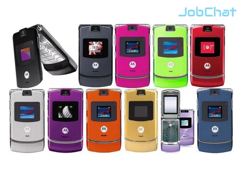 điện thoại thời 2004