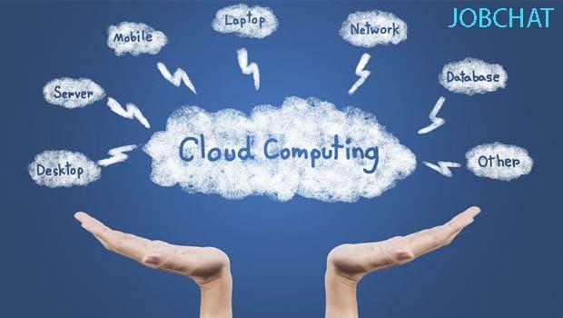 Thông tin và dữ liệu của doanh nghiệp được lưu trữ trên mạng.