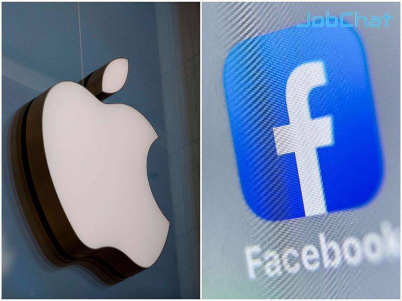 Đối thủ lớn nhất của Facebook là Apple