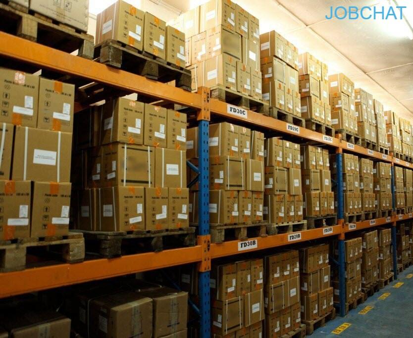 cần phải dự trữ hàng hóa tránh trường hợp khách hàng mua nhiều.