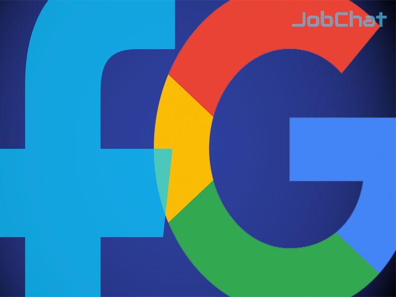 facebook và google ảnh hưởng đến internet