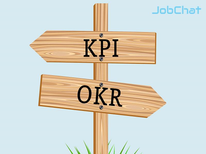 Thiết lập mục tiêu khác nhau giữa OKR và KPI
