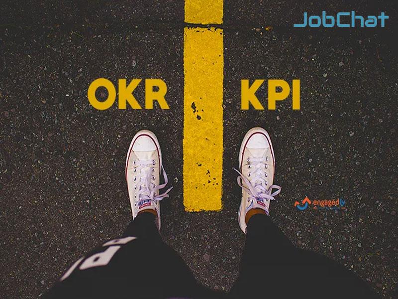 Khác nhau bởi thời gian đo lường hiệu quả của OKR và KPI