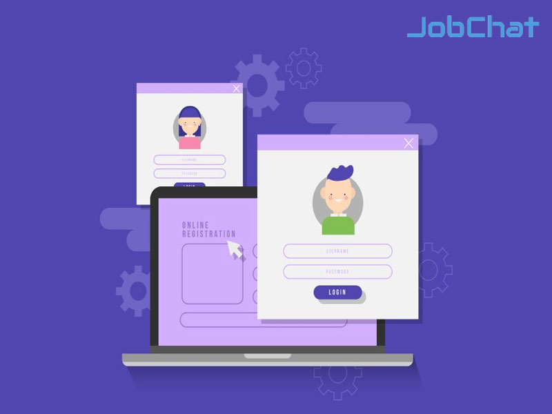 Hình thức tuyển dụng online