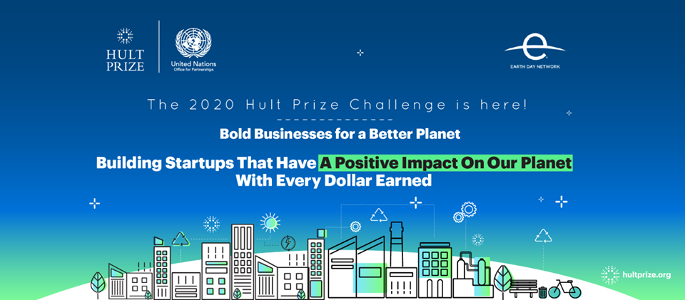 cuộc thi khởi nghiệp Hult Prize