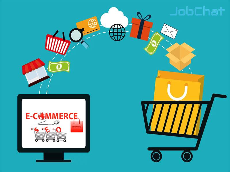 kinh doanh trên các trang thương mại điện tử