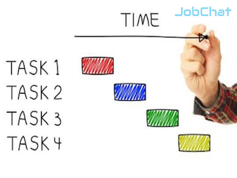 Sử dụng phần mềm quản lý công việc
