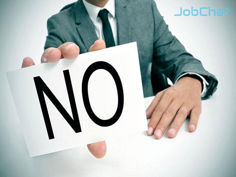 kỹ năng từ chối ứng viên khéo léo