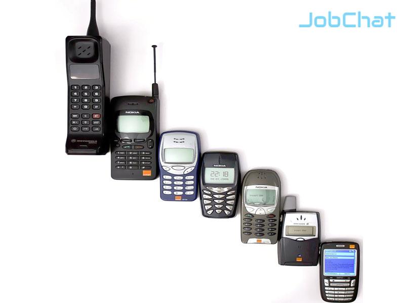 Lịch sử phát triển smartphone