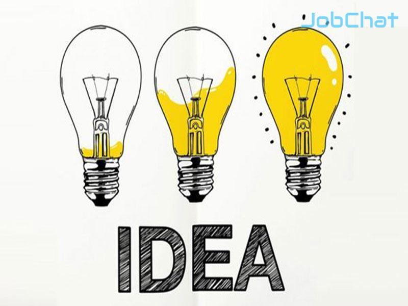 Ý tưởng kinh doanh phải khác biệt