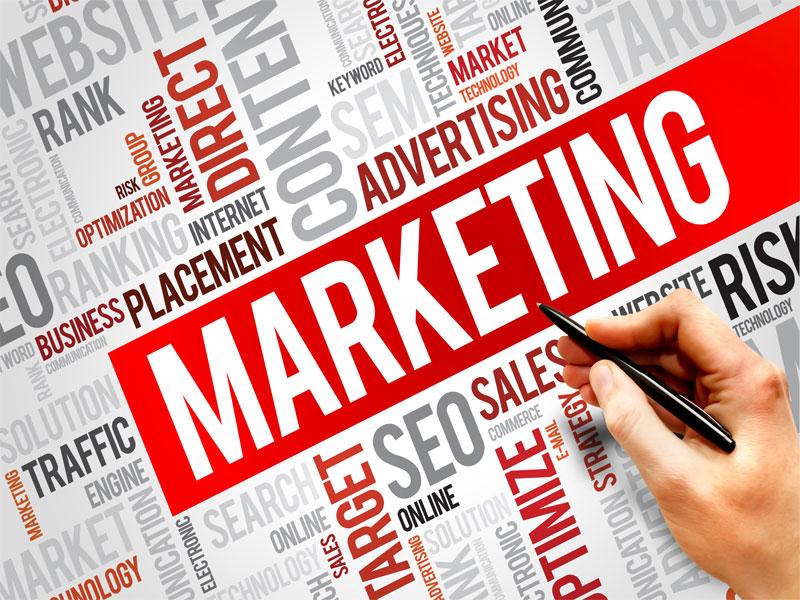 Marketing online phát triển kinh tế