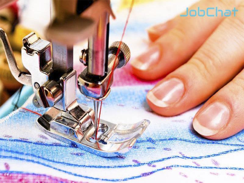 Mở tiệm may, sửa chữa áo quần