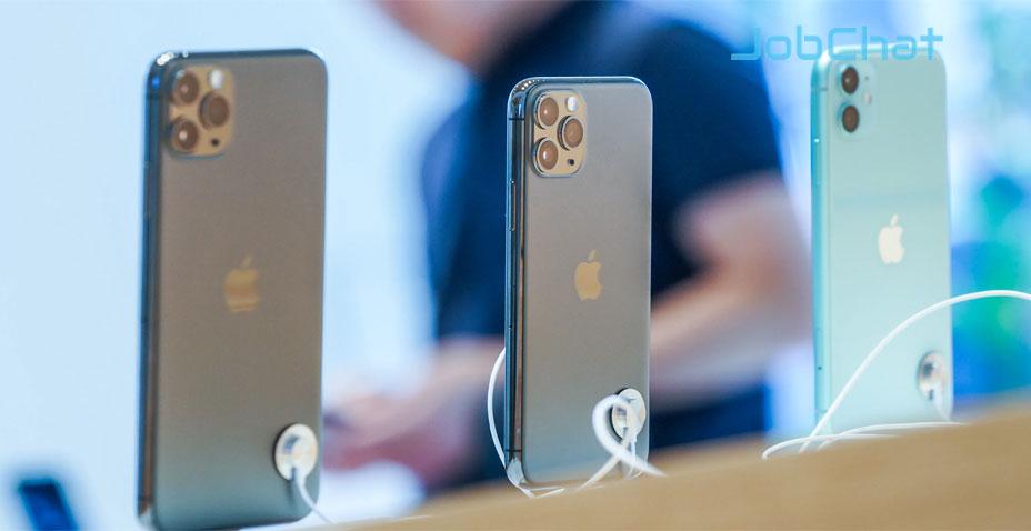 Nước nào sản xuất iphone tốt nhất