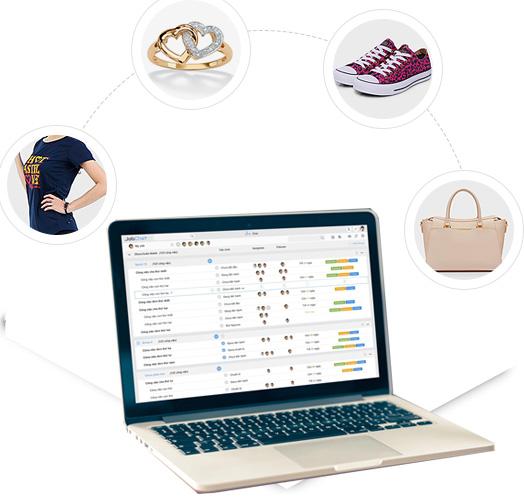 Phần mềm quản lý shop quần áo giúp bạn quản lý hàng hóa theo chủng loại