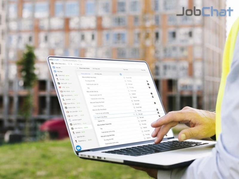 Phần mềm Jobchat giúp chủ cửa hàng quản lý nhân viên một cách hiệu quả