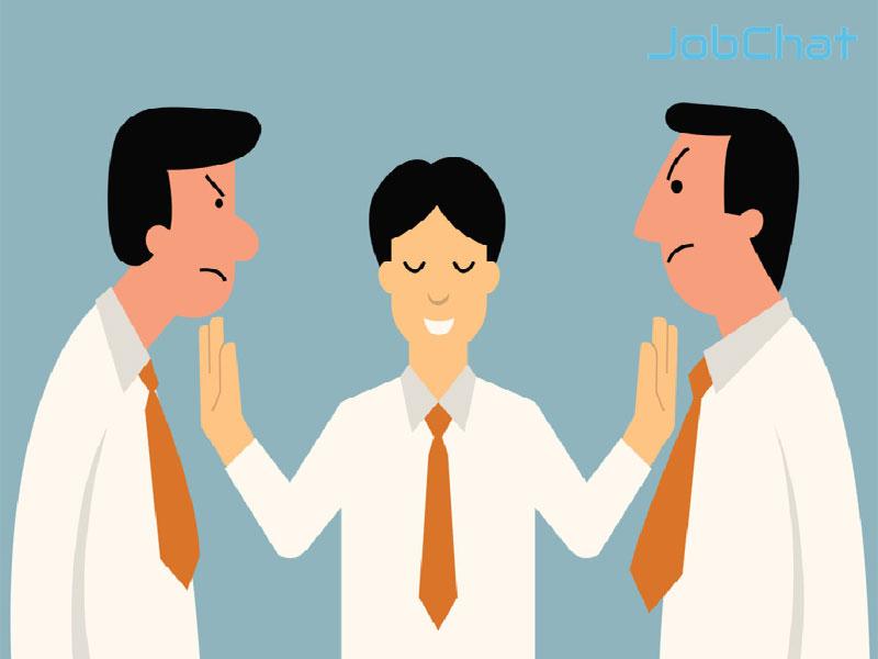 Quản lý xung đột trong nhóm làm việc