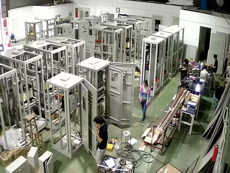 Sản xuất trên hệ thống tự động