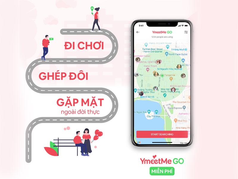 YmeetMe vượt trội với trong top ứng dụng hẹn hò