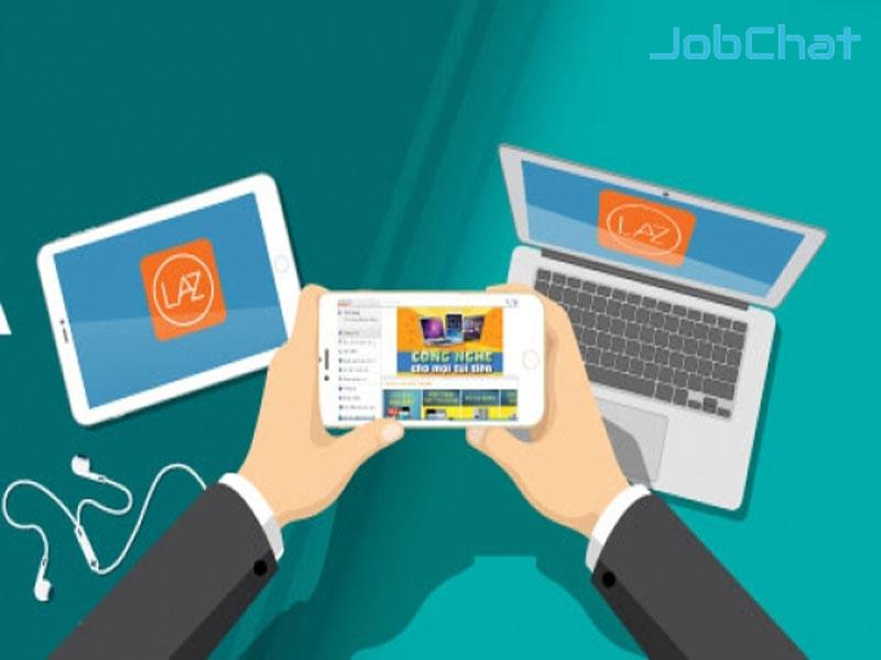 Ứng dụng của kênh kinh doanh thương mại điện tử