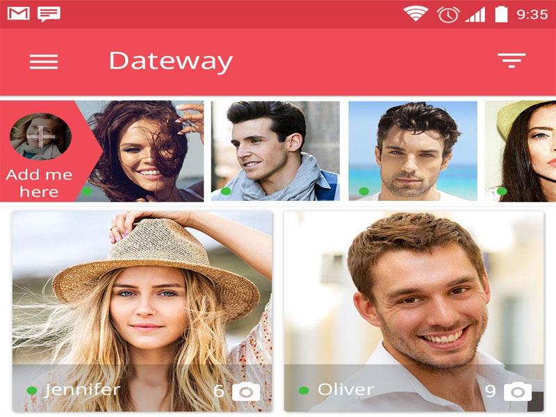 Ứng dụng hẹn hò việt nam - Date Way