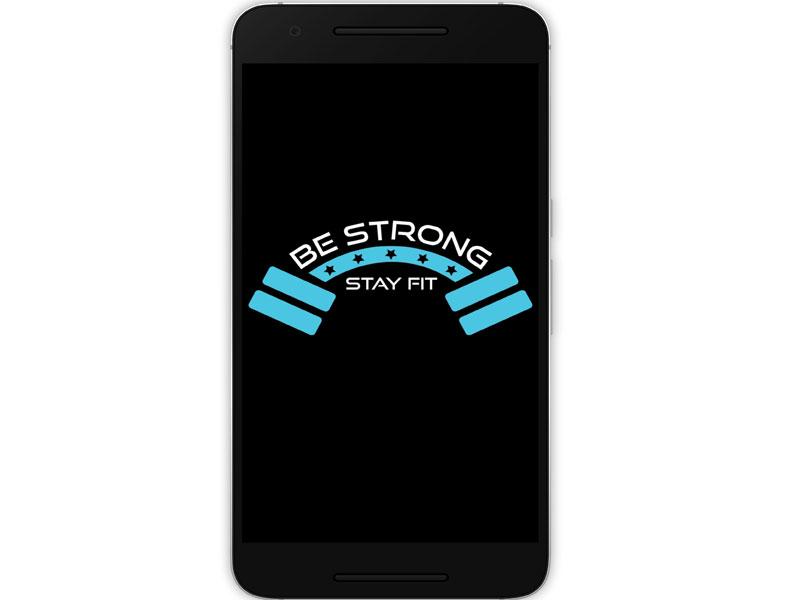 Strong thể hiện sức mạnh phái nam