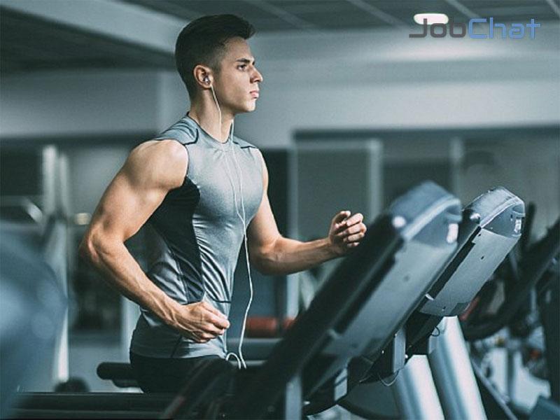 ứng dụng tập Gym gây nghiện