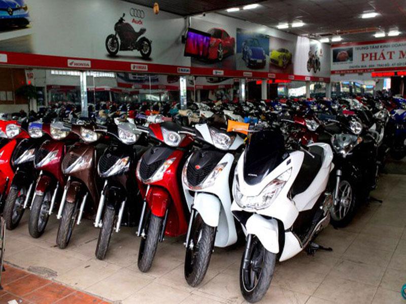Vai trò của phần mềm quản lý cửa hàng xe máy