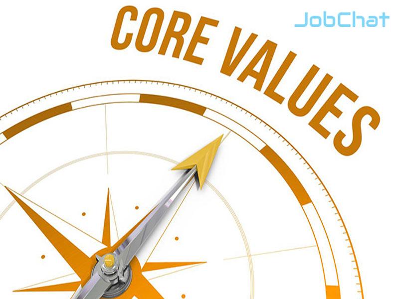 Xác định các giá trị cốt lõi để tìm kiếm co-founder phù hợp