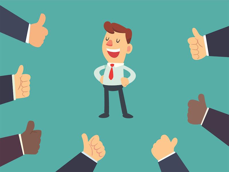 gia tăng sự tự tin của nhân viên