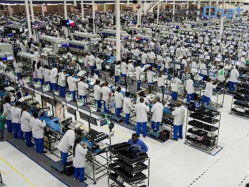Hỗ trợ quản lý sản xuất