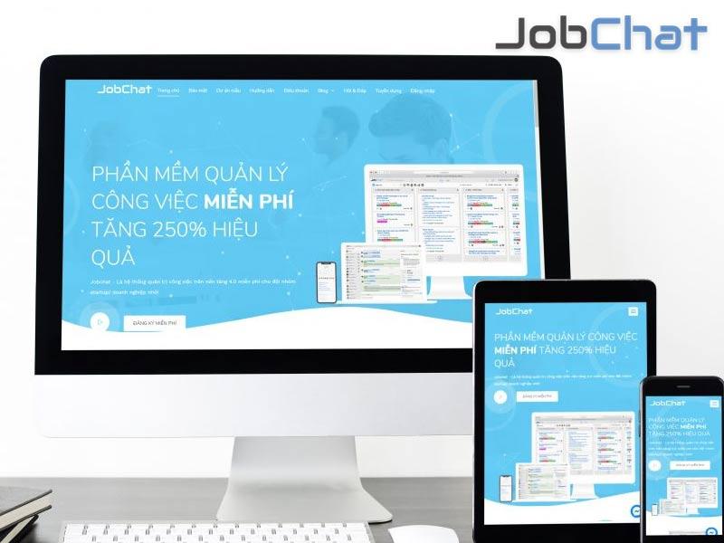 Jobchat quản lý tốt công việc