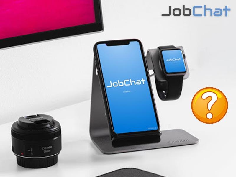 Thắc mắc về ứng dụng quản lý nhân sự Jobchat